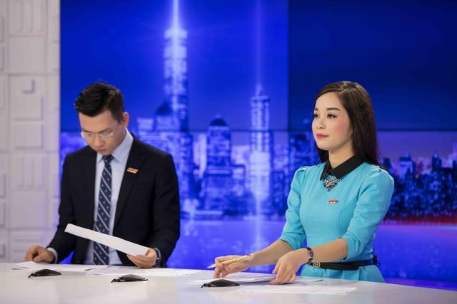 Theo Minh Hương, nhờ dẫn bản tin An ninh toàn cảnh mà cô hiểu hơn về ngày Valentine.