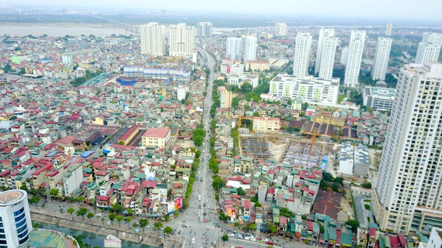 Nếu việc giải phóng mặt bằng hoàn thành trong năm nay, dự kiến đường sẽ được làm xong vào năm 2021.