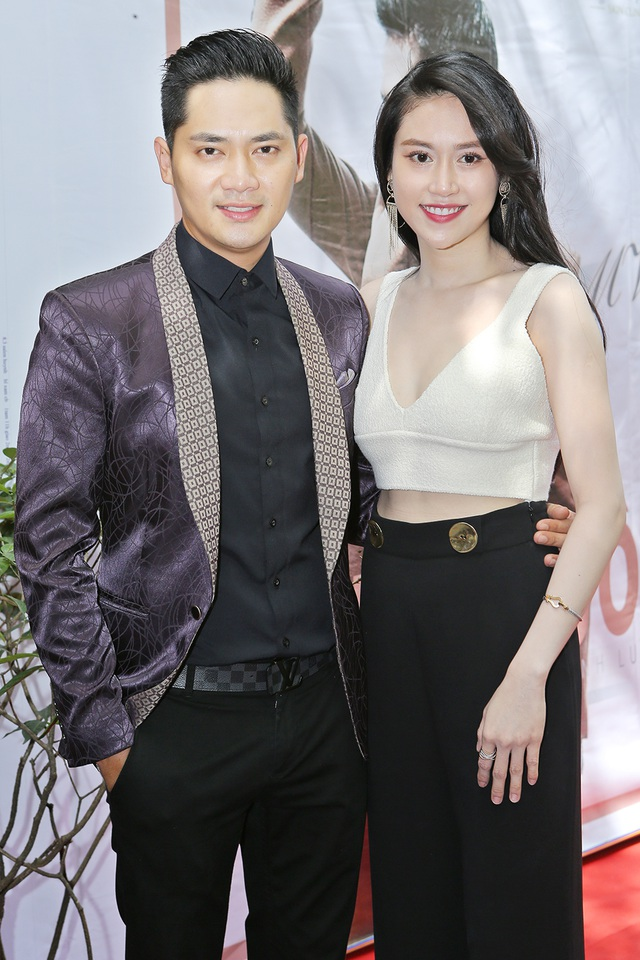 Bạn diễn Hồ Bích Ngọc trong MV của Minh Luân