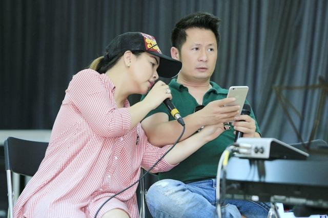 Bằng Kiều và Minh Tuyết là một đôi tình nhân trong âm nhạc.
