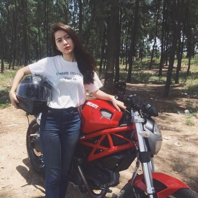 Minh Phương (sinh năm 1992, Nghệ An) là cô gái Việt mới đây nhất được một tờ báo Thái Lan khen ngợi vì quá cá tính và xinh đẹp.