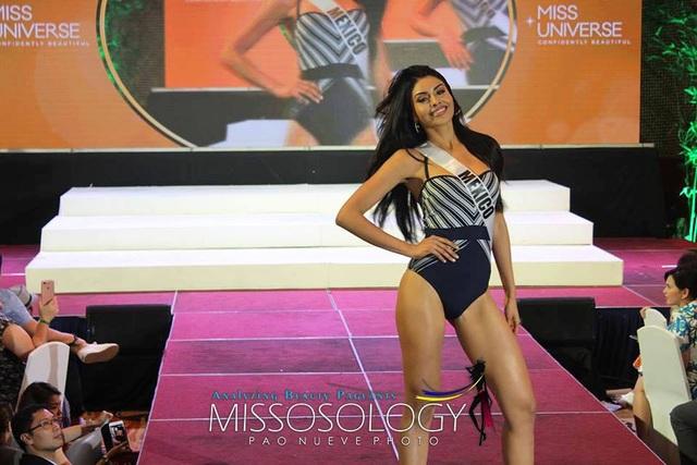 Hoa hậu Mexico
