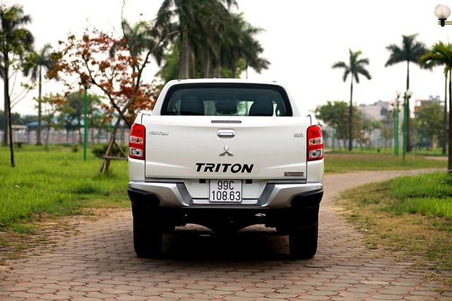 Mitsubishi Triton MIVEC - Sức mạnh mới đến từ công nghệ tiên tiến - 7