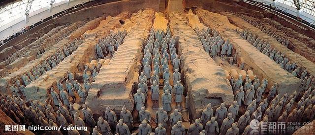 Những lăng mộ bí ẩn nhất trong lịch sử Trung Quốc (P1) - 3
