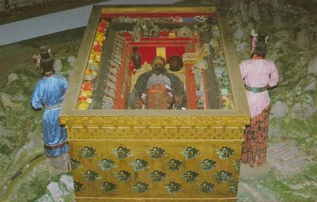 Những lăng mộ bí ẩn nhất trong lịch sử Trung Quốc (P1) - 5