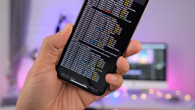 Đào bitcoin bằng iPhone, liệu có khả thi?