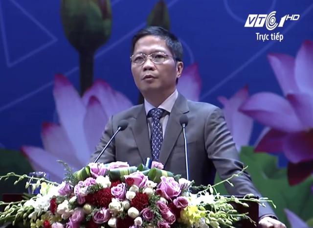 Bộ trưởng Trần Tuấn Anh: Từ hội nghị trước, chúng tôi đã nhận được nhiều kiến nghị, phàn nàn của doanh nghiệp