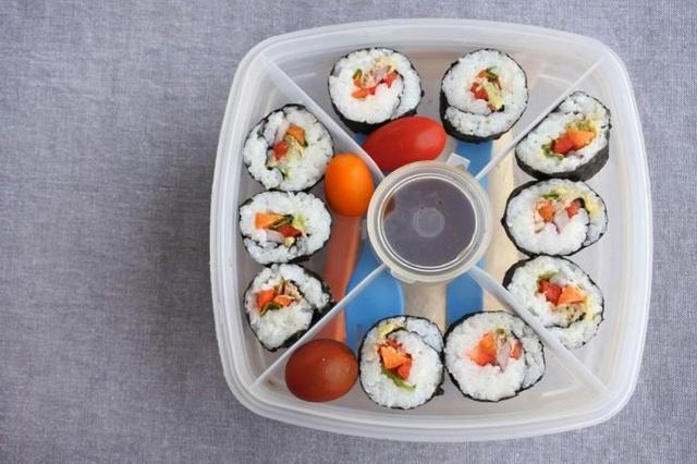 Tại sao bữa ăn trưa ở trường học Nhật được xem là tốt nhất thế giới - 1