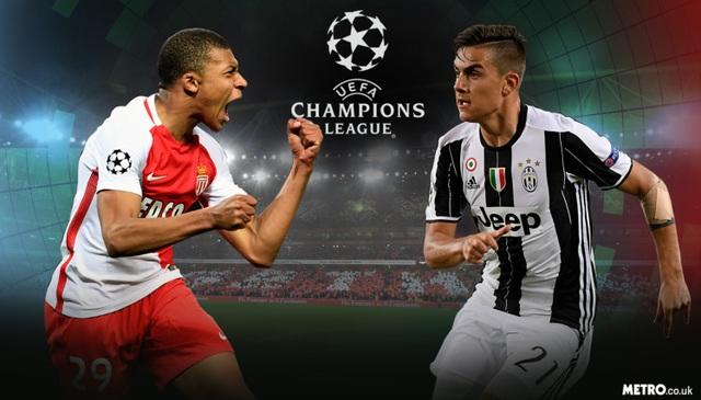 Juventus là thách thức lớn với Monaco