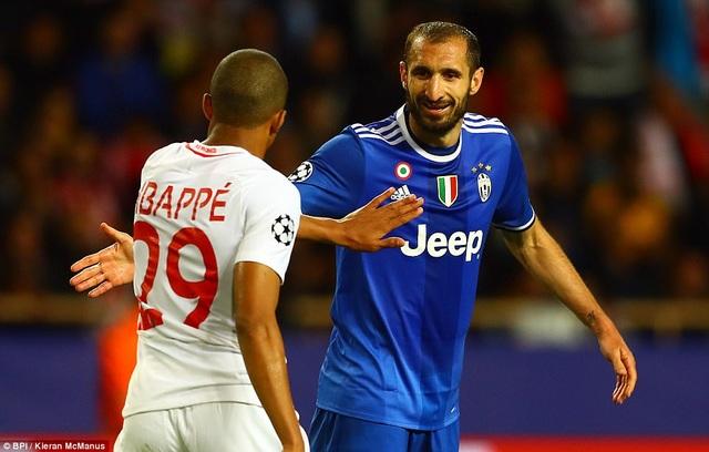 Kinh nghiệm là sự khác biệt giữa Juventus và Monaco