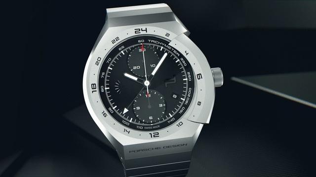 """Đi xe Porsche đeo đồng hồ gì mới """"chất""""? - 11"""