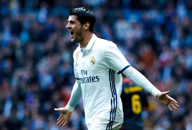 MU không mua Morata vì không muốn bị Real Madrid ép giá