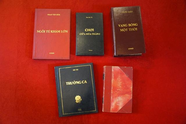 Những ấn phẩm quý được triển lãm tại chương trình Về chốn thư hiên