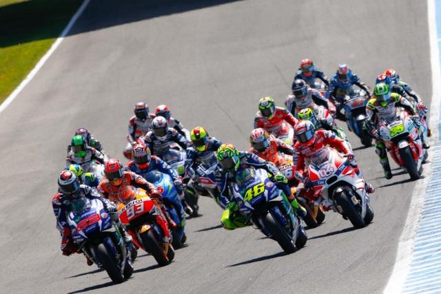MotoGP mùa giải 2017 chuẩn bị khởi tranh, hứa hẹn kịch tính - 1