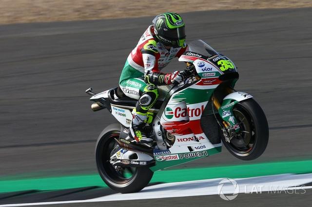Đánh bại Rossi, Marquez có pole tại Silverstone - 4