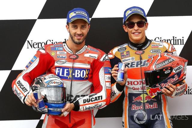 Đánh bại Marquez, Dovizioso đăng quang tại Red Bull Ring - 8