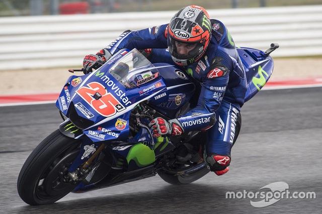 Vinales xuất sắc có pole tại chặng 14 MotoGP 2017 - 3
