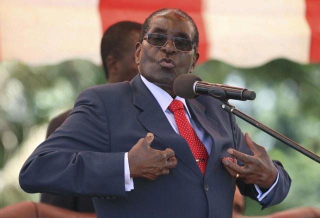 Tổng thống Robert Mugabe (Ảnh: Reuters)