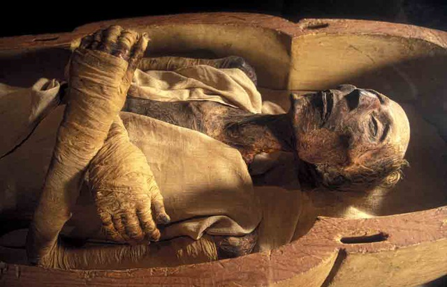 Đây là lý do tại sao tìm thấy nhiều xác ướp ở Ai Cập - 2