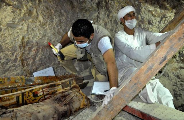 Đây là lý do tại sao tìm thấy nhiều xác ướp ở Ai Cập - 4