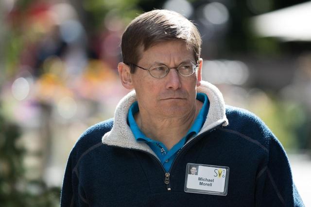 Cựu Giám đốc CIA Michael Morell (Ảnh: Getty)