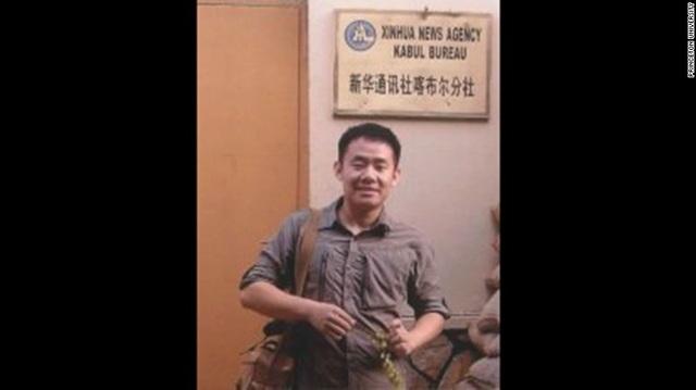 Ông Xiyue Wang (Ảnh: Đại học Princeton, Mỹ)