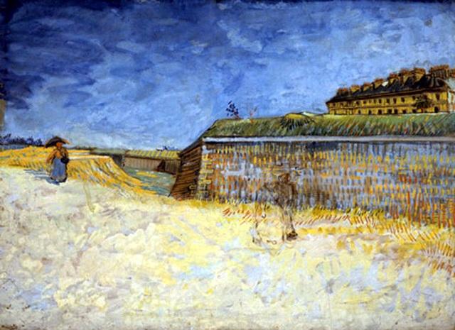 """Những tác phẩm hội họa của các danh họa như Picasso, Van Gogh, Paul Gauguin đã bị đánh cắp khỏi triển lãm Whitworth ở Manchester, Anh hồi năm 2003. Tại hiện trường có một mẩu giấy viết tay đề rằng: """"Mục đích của vụ việc không phải là đánh cắp, chỉ để cho thấy mức độ bảo vệ an ninh tệ như thế nào"""". Những bức tranh đã được tìm thấy lại trong ngày hôm sau ở gần một nhà vệ sinh công cộng."""