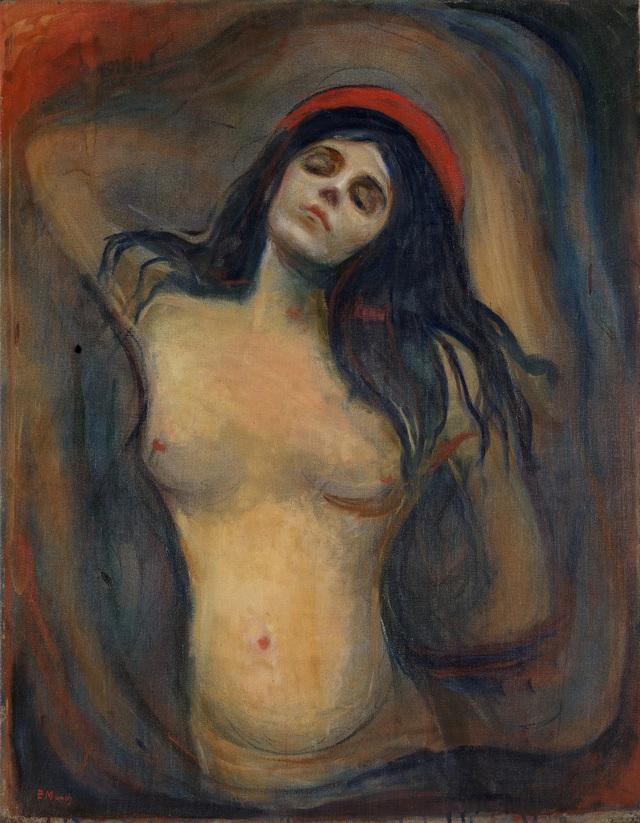 """Bức """"Tiếng Thét"""" và """"Madonna"""" do danh họa Edvard Munch thực hiện bị đánh cắp khỏi bảo tàng Munch, ở thành phố Oslo, Na Uy năm 2004 bởi một băng nhóm có vũ trang. Hai năm sau, cảnh sát đã tìm thấy lại cả hai bức tranh."""