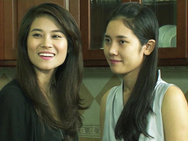 Nguyễn Hà vào vai Na khi vừa bước ra khỏi Hoa hậu Việt Nam 2012.