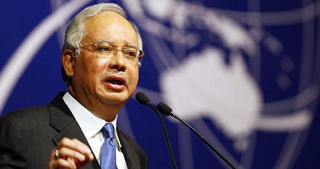 Thủ tướng Malaysia Najib Razak (Ảnh: Getty)