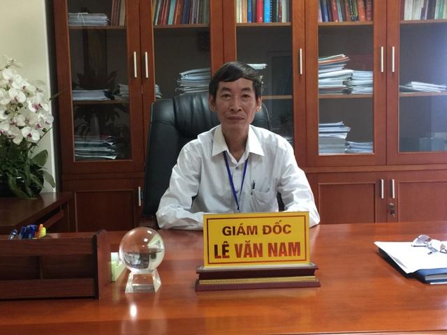 Bác sĩ Lê Văn Nam - Giám đốc Bệnh viện Sản Nhi Bắc Ninh