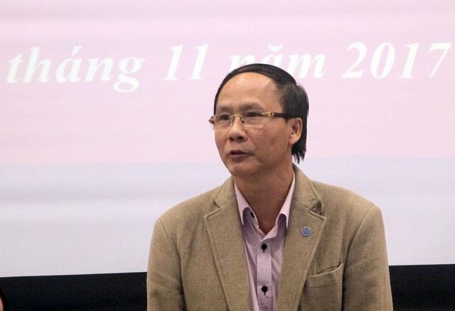 Trưởng ban Pháp chế HĐND TP Hà Nội Nguyễn Hoài Nam