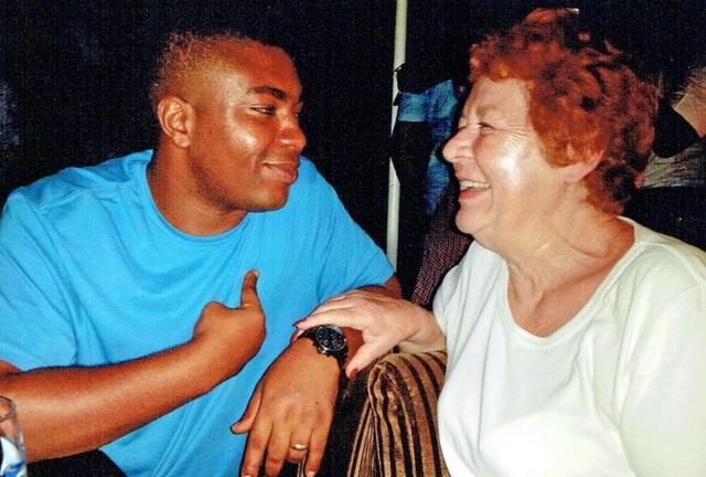 Angela tin rằng đã gặp được người đồng điệu trong tâm hồn.