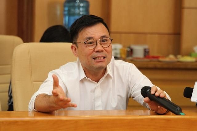 Ông Nguyễn Duy Hưng phím hàng cho những nhà đầu tư theo trường phái đầu tư giá trị