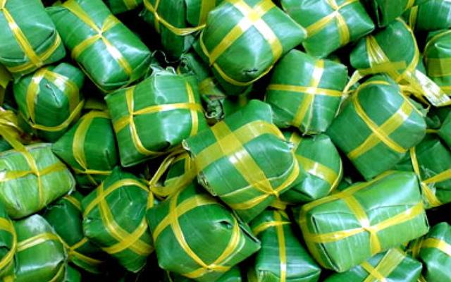 Những chiếc nem gói vuông vức làm nên thương hiệu làng nghề Lai Vung