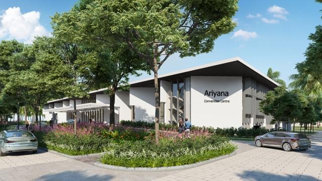 Trung tâm Hội nghị Ariyana: Nóng từng ngày cùng APEC 2017 - 2
