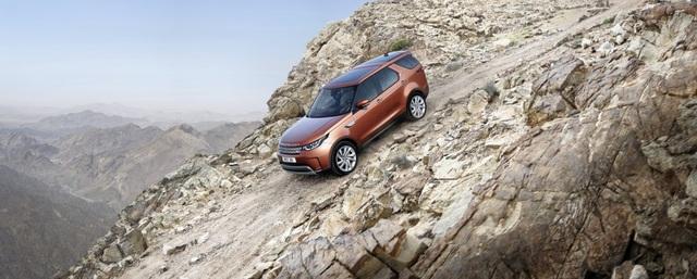 Điều gì làm nên biểu tượng Land Rover? - 4