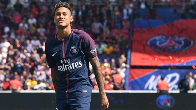 Neymar ra mắt PSG vào cuối tuần này