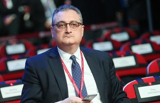Thứ trưởng Ngoại giao Nga Igor Morgulov (Ảnh: TASS)
