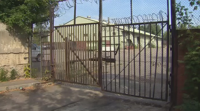 Các nhà kho được đại sứ quán Mỹ sử dụng ở phía nam Moscow (Ảnh: RT)