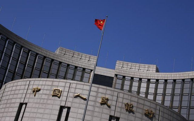 Ngân hàng Trung ương Trung Quốc. (Ảnh: Reuters)