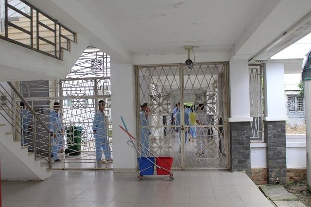 Các bệnh nhân đang điều trị tại Bệnh viện Chuyên khoa tâm thần tỉnh Khánh Hòa - Ảnh: Viết Hảo