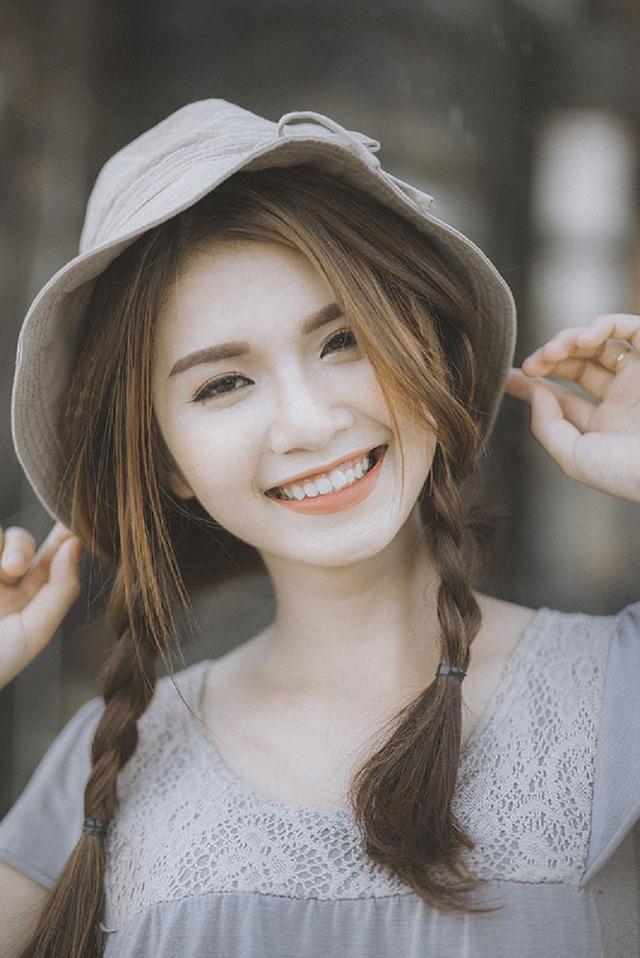 Nữ sinh xứ Nghệ sở hữu nét đẹp trong trẻo thu hút người đối diện - 10