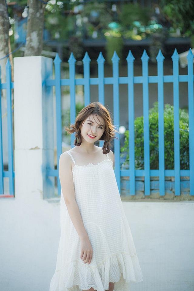 Lê Thị Bích (sinh năm 1998, quê ở Nghệ An) hiện đang là sinh viên năm hai ngành Kinh tế của Học viện Nông nghiệp Việt Nam.