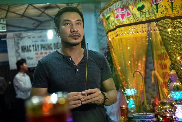 Đông đảo sao Việt đến viếng nghệ sĩ hài Khánh Nam - 13