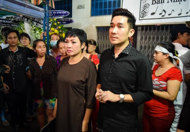Ca sĩ Phương Thanh và Quang Hà