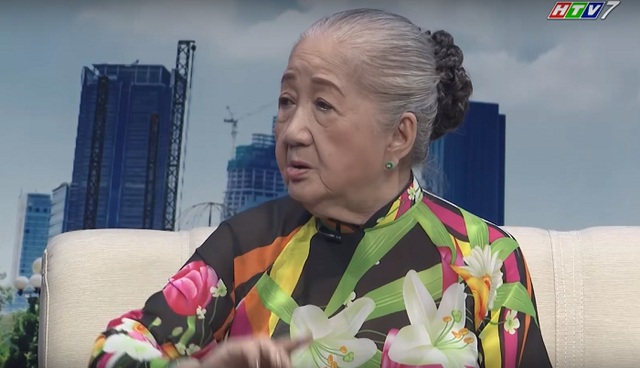 Nghệ sĩ Thiên Kim đã bước qua tuổi 85 với rất nhiều căn bệnh.