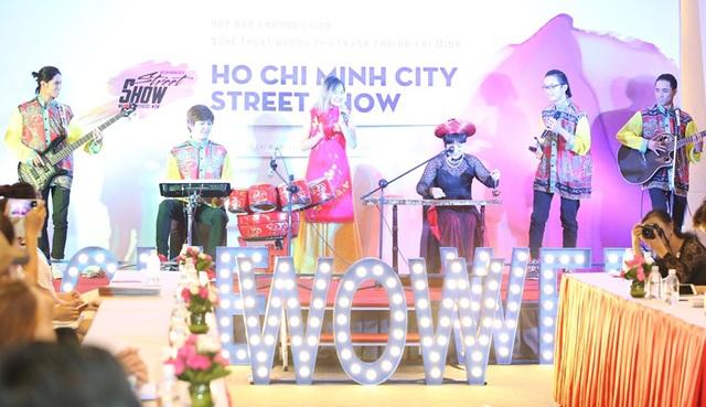 Chương trình sẽ diễn ra tại phố đi bộ Nguyễn Huệ hàng tuần (trừ thời điểm tổ chức những hoạt động, sự kiện lớn của Thành phố).