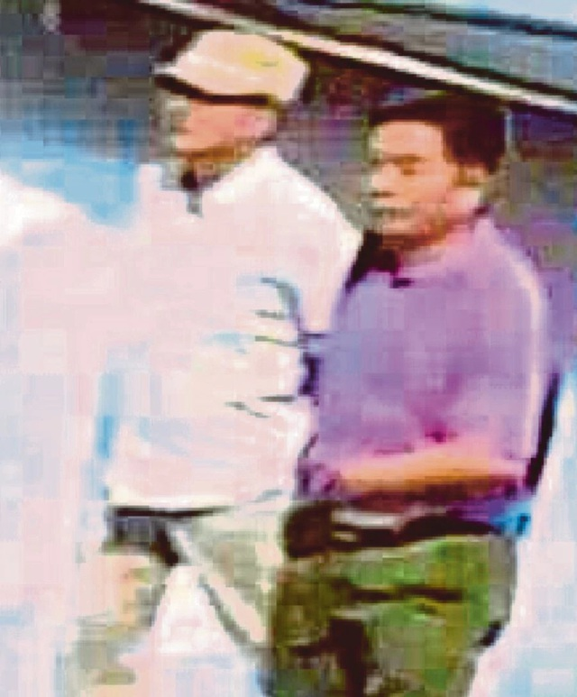 Xuất hiện nghi phạm mới trong nghi án Kim Jong-nam. (Ảnh: NST)