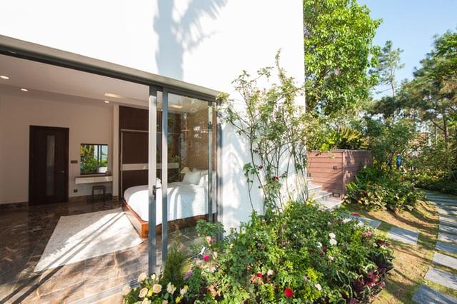 Những khu nghỉ dưỡng hiện đại luôn theo đuổi môi trường xanh